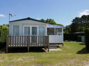 CC389 – Mobil-home Les Charmettes – 4 Pers – ABI Beach Comber