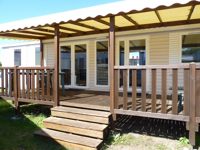 CC913 – Mobil-home Les Charmettes – 8 Pers – IRM Luminosa