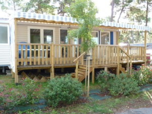 CB126 – Mobil-home Bonne Anse Plage – 8 Pers – IRM Luminosa