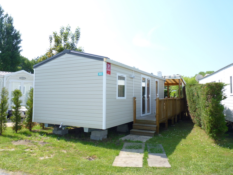 CC593 – Mobil-home Les Charmettes – 6 Pers – TRIGANO Sublima