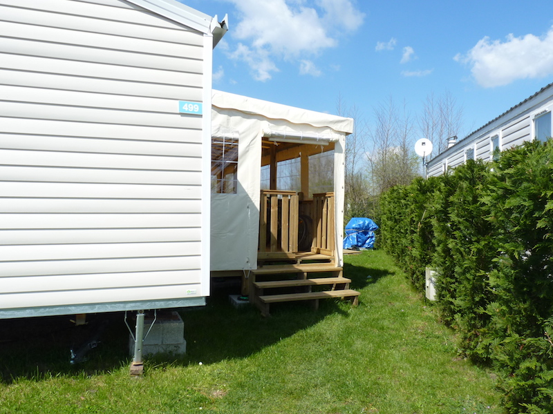 CC499 – Mobil-home Les Charmettes – 6 Pers – IRM Luminosa