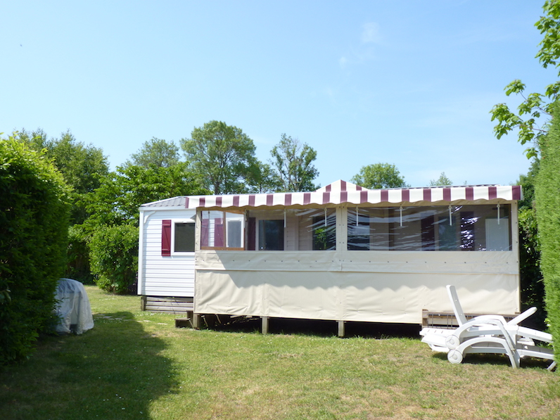 CC15 – Mobil-home Les Charmettes – 8 Pers – TRIGANO Tendance