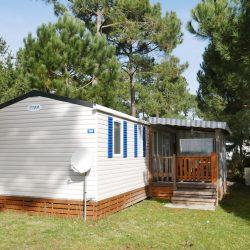 CB395 – Mobile home Bonne Anse Plage – 6 Persons – IRM Aventura