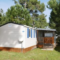 CB395 – Mobile home Bonne Anse Plage – 6 Persons – IRM Aventura