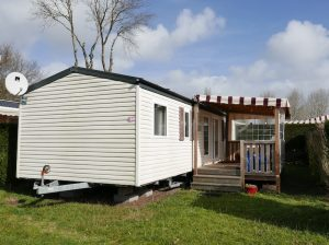 CC844 – Mobil-home Les Charmettes – 8 Pers – WILLERBY Villa Deluxe