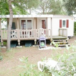 CB604 – Mobil-home Bonne Anse Plage – 6 Pers – IRM Sibella