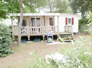 CB604 – Mobil-home Bonne Anse Plage – 6 Pers – IRM Sibella