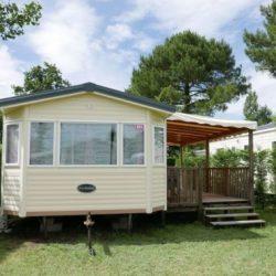 CC851 – Mobil-home Les Charmettes – 8 Pers – BK Séville