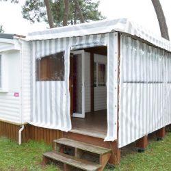 CB280 – Mobile home Bonne Anse Plage – 6 People – ATLAS Oasis