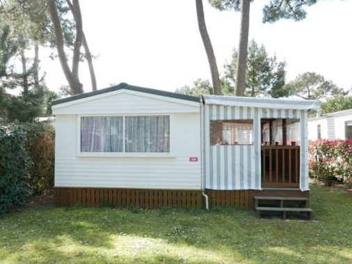 CB280 – Mobile home Bonne Anse Plage – 6 People – ATLAS Oasis